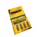 Kit Chave Torx 36 Pçs para Celular Le-960