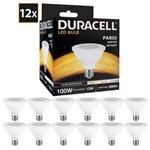 Kit com 12 Lâmpadas Led Duracell PAR30 Branca 12W - Duracell