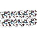 Kit com 10 Cxs de Lenços de Papel Kleenex Clas Misto SP C/50