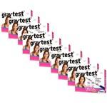 Kit com 10 Teste de Gravidez Gravtest Easy - Cimed
