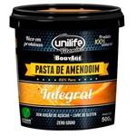 Kit com 4 Potes de 500 G (2 Kg) Pasta de Amendoim Integral Unilife