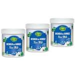 Kit com 3 Bebida de Arroz Rice Milk - Unilife - 200g
