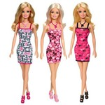 Kit com 3 Bonecas Barbies Fashion Originais