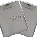 Kit com 2 Filtros Metálicos para Coifa Electrolux 60ct