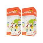 Kit com 2 Lavitan Kids Solução Oral 240mL