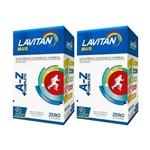 Kit com 2 Lavitan Mais A-Z C/90 Comprimidos