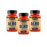 Kit com 3 Óleo de Alho 60 Cápsulas Cada - Apisnutri