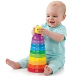 Kit com 2 Potinhos Empilhar e Rolar - Brilliant Basics - Fisher-price