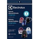 Kit com 3 Sacos Descartáveis para Aspirador de Pó Electrolux Modelos One, Trio, Ingenio e Twenty