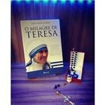 Kit Combo Produtos Madre Teresa de Calcuta