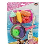 Kit Comidas Princesas Toyng