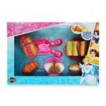Kit Comidinhas Lanchinho Princesas com Velcro - Toyng