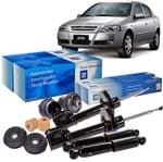 Kit Completo Amortecedores e Batentes Kit369 Astra