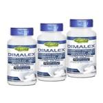 Kit 3 Condrol Dimalex Unilife 1000mg 60 Comprimidos