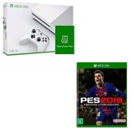 Kit Console Microsoft Xbox One S 1tb + Game Pass + Pes 2019