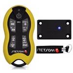 Kit Controle de Longa Distância Alcance Control Stetsom SX2 - Amarelo