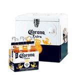 Kit Corona - Cooler + Pack Corona Extra 355ml (6 Unidades)