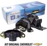 Kit Coxim do Motor e Câmbio Sem Ar Condicionado Kit540 Prisma/celta/corsa Classic/corsa Pickup/tigra/corsa Wagon
