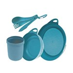 Kit Cozinha Delta Camp Set 2018 Azul Sea To Summit