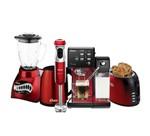 Kit Cozinha Red Primalatte Oster - 127V