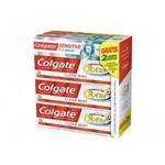 Kit Creme Dental Total 12 com 6 Unidades - Colgate