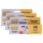 Kit 3 Creme Preventivo de Assaduras Huggies Primeiros 100 Dias 60g