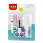 Kit Cuidados Baby Rosa - Buba