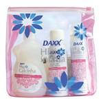 Kit Daxx Higiene Íntima C/Des Powder +Sabão +Mousse +Lenços