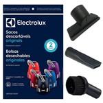 Kit de Acessórios para Aspirador Electrolux Berry