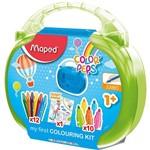 Kit de Coloração Primeira Infância Color' Peps Verde Maped