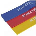 Kit de Faixas Elásticas Kikos 3 Tensões