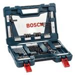 Kit de Ferramentas Brocas/bits V Line 83 Peças Bosch