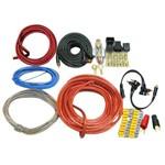 Kit de Instalação 4 - P/ Sistemas Até 2000W Rms e Entrada Rca