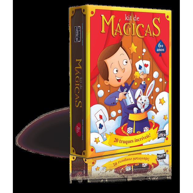 Kit de Mágica