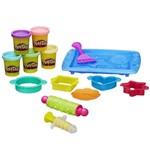 Kit de Massa de Modelar - Play-doh - Sorveteria e Biscoitos Divertidos - Hasbro