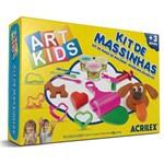 Kit de Massinhas Art Kids Acrilex - Ref. 40004