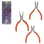 Kit de Mini Alicates para Joias e Bijouterias Westpress com