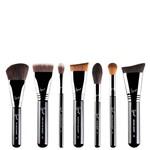 Kit de Pincéis Sigma Beauty Highlight And Contour (7 Produtos)