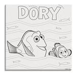 Kit de Pintura Disney - Procurando Dory - DTC