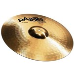 Kit de Pratos Paiste 14''Hi-Hat /16''Crash /20''Ride + 10'' Splash 201 Bronze