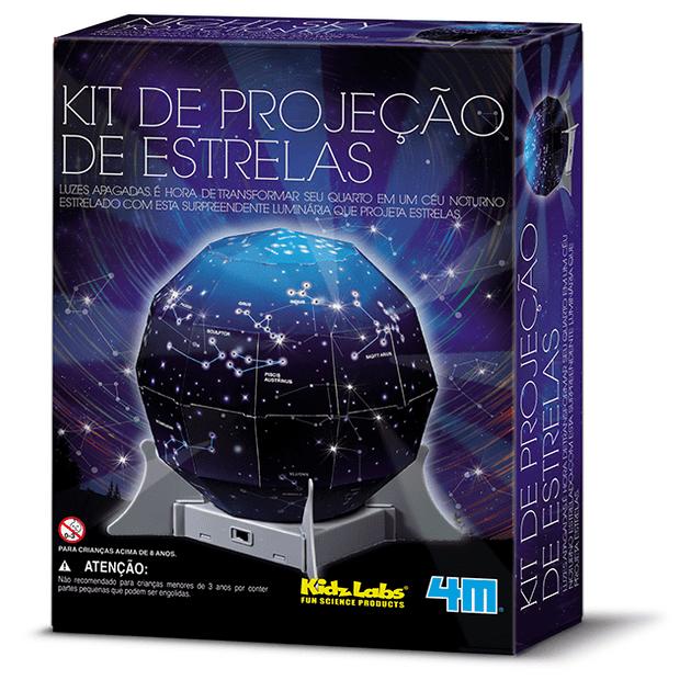 Kit de Projeção de Estrelas