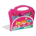 Kit de Pulseiras Alfabeto - Lalaloopsy - Pc-La03 - Playcis
