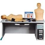 Kit de Simulador Avançado de Habilidades Médicas, Ausculta, Palpação Abdominal e Pa Anatomic - Código: Tgd-4025-t