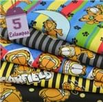 Kit de Tecido Garfield (30x70) 5 Estampas