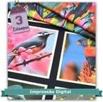 Kit de Tecido Pássaros (30x70) 3 Estampas
