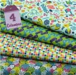 Kit de Tecido Summer (30x70) 4 Estampas