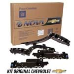 Kit de Trilho Guia Dianteiro e Traseiro Cruze Hatch - Kit391
