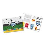 Kit Decorativo Apaixonados por Futebol - Festcolor
