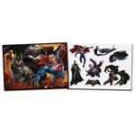 Kit Decorativo Batman Vs Superman