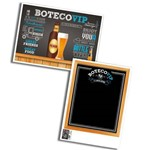 Kit Decorativo Boteco